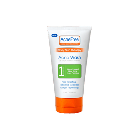 DAILY SKIN THERAPY ACNE WASH
